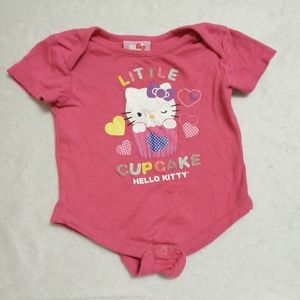 Hello Kitty Onesie